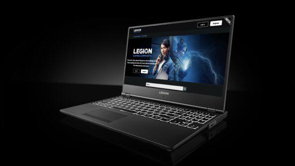 Lenovo Legion Community Homepage
